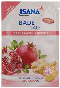 Isana Fürdősó Gránátalma & Gyömbér Illattal