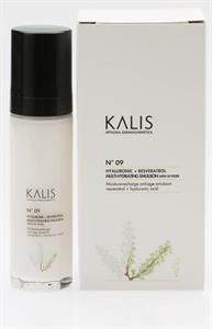 Kalis No. 09 Multi-Hidratáló Emulzió Rezveratrollal és Hialuronsavval