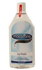 Macleans Icy Fresh Szájvíz