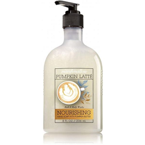 Bath & Body Works Marshmallow Pumpkin Latté Tápláló Kézmosó Szappan