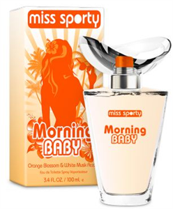 Miss Sporty Morning Fight EDT