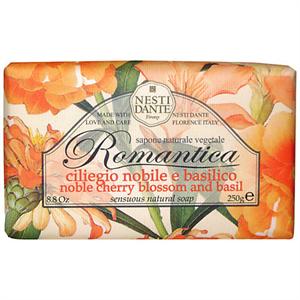 Nesti Dante Romantica Bazsalikom és Cseresznyevirág Szappan