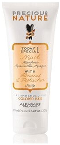 Alfaparf Precious Nature Mask With Almond & Pistachio for Colored Hair