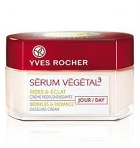 Yves Rocher Serum Vegetal 3 Nappali Krém
