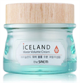 The Saem Iceland Water Volume Cream For Oily Skin
