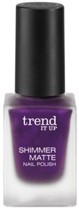 Trend It Up Shimmer Matte Körömlakk