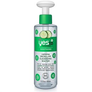 Yes To Cucumbers Micellás Arclemosó Víz