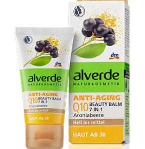 Alverde Q10 Beauty Balm 7In1 Aroniabeere