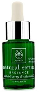 Apivita Natural Serum Radiance with Bilberry & Vitamin C