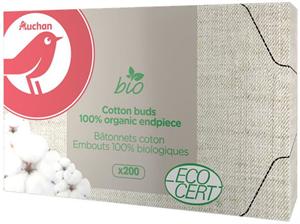 Auchan Bio Fültisztító Pálcika