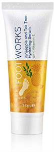 Avon Foot Works Ananász és Teafa Lábápoló Szérum