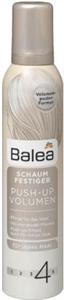 Balea Push-Up Volumennövelő Hajhab
