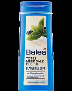 Balea Totes Meer Salz Dusche Blauer Tee Duft Tusfürdő