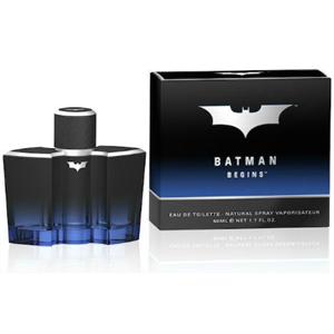 Batman Begins The New Dark Fragrance for Men