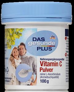 Das Gesunde Plus Vitamin C Pulver