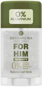Dermaflora 0% For Him Gél Stift Intensity