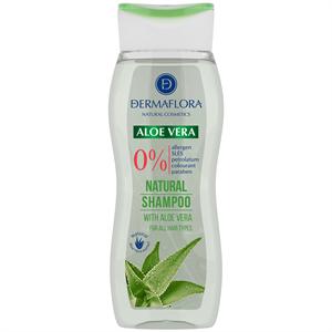 Dermaflora 0% Sampon Aloe Verával