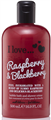 I Love... Raspberry & Blackberry Bubble Bath And Shower Creme