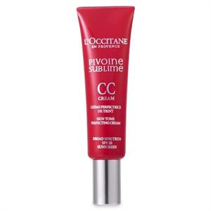 L'Occitane Pivoine Sublime CC Cream SPF20