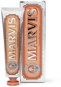 Marvis Fogkrém Ginger Mint Fliorid Mentes