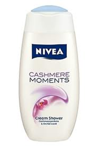 Nivea Cashmere Moments Tusfürdő