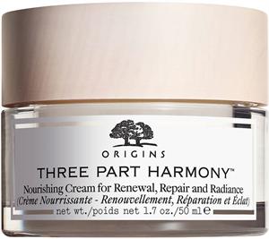 Origins Three-Part Harmony Nourishing Cream For Renewal, Repair And Radiance