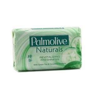 Palmolive Naturals Revitalizing Freshness Zöldtea és Uborka Szappan