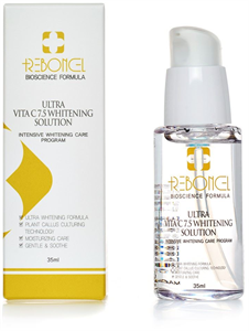 Reborncell Ultra Vita C7.5 Whitening Solution