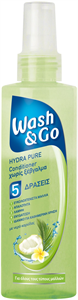 Wash & Go Hydra Pure Conditioner