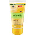 Alverde Napkrém Homoktövis-Olíva SPF30