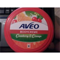Aveo Bodycreme Cranberry & Orange
