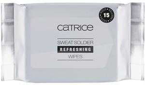 Catrice Active Warrior Sweat Soldier Frissítő Kendő