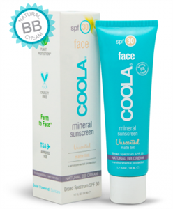 Coola Face SPF30 Unscented Matte Tint