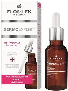 Floslek Pharma Dermoexpert Concentrate Liftinges Szérum Arcra, Nyakra és Dekoltázsra