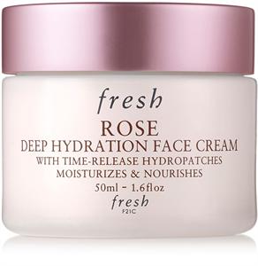 Fresh Rose Deep Hydration Moisturiser