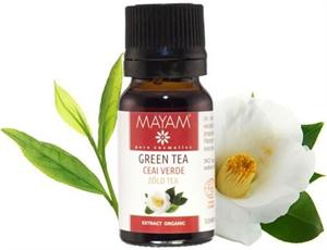Mayam Bio Zöldtea Kivonat