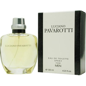 Luciano Pavarotti for Men