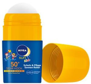 Nivea Sun Kids Védelmező és Ápoló Golyós Napozó SPF50+