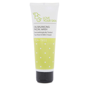 PS Love your skin Oil Balancing Facial Wash