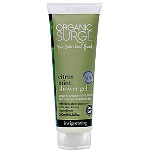 Organic Surge Citrus Mint Tusfürdő
