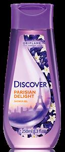 Oriflame Discover Párizs Tusolózselé