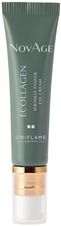 Oriflame NovAge Ecollagen Wrinkle Power Ránctalanító..