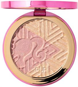 PÜR X Barbie Confident Glow Signature Illuminating Highlighter