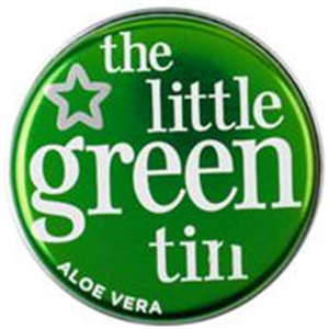 The Little Green Lip Tin Aloe Vera