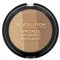 MakeUp Revolution Ultra Bronze Brozosító és Highlighter