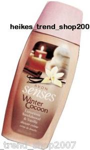 Avon Senses Winter Cocoon Krémtusfürdő