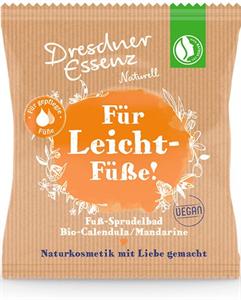 Dresdner Essenz Fuß-Sprudelbad Für Leichtfüße