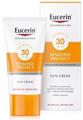 Eucerin Sun Sensitive Protect Napozó Krém Arcra FF30