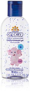 Glory Kézfertőtlenítő Gél - Fáni (Kids)