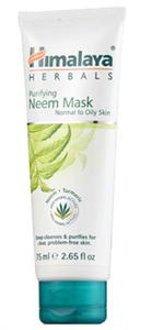Himalaya Herbals Nim Arcpakolás Normál és Zsíros Bőrre